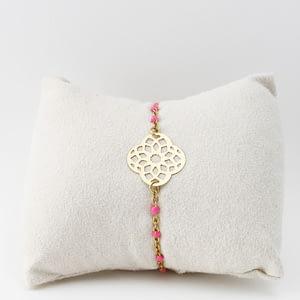 bijoux fantaisie pour femme Paros doré