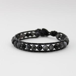 bracelet wrap bijoux pour homme