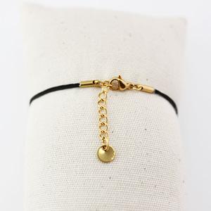 bracelet femme fermoir doré