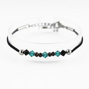 bracelet perles Swarovski Buru