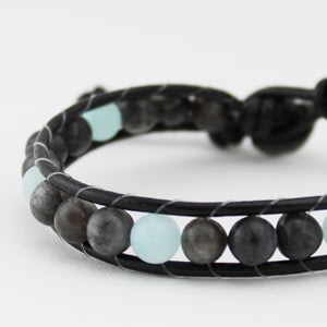bijoux homme bracelet wrap