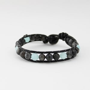 bracelet wrap pour homme