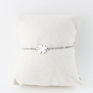bijoux pour femme, bracelet chainette argentée